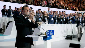 "Rajoy califica de ""disparate"" el referéndum"