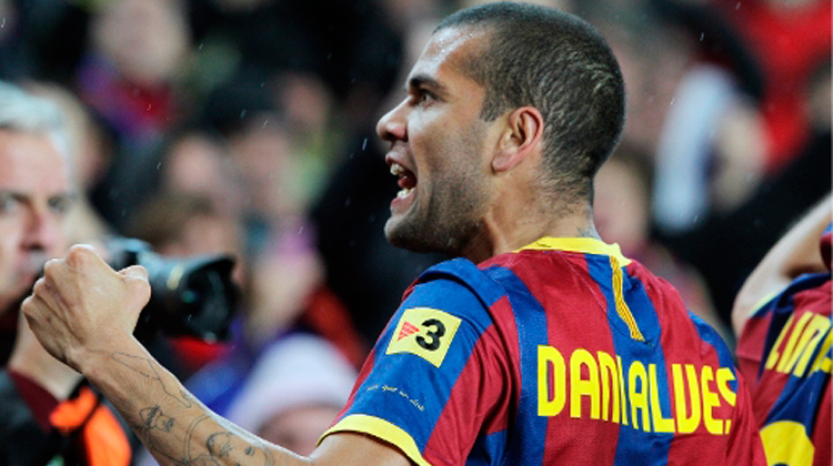 "Dani Alves: ""La independencia sería un error"""