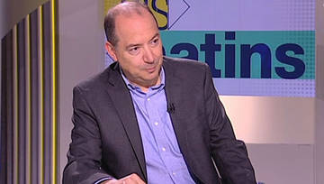 "Sanchis assegura que TV3 ""no ha estat mai una televisió governamental"""