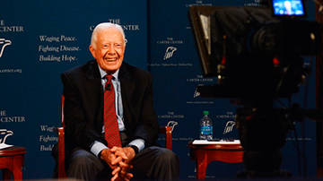 Sin noticias de Jimmy Carter