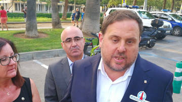 "Junqueras lo ve ""compatible"""