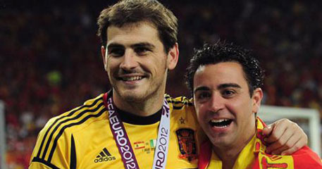 XAvi i Casillas