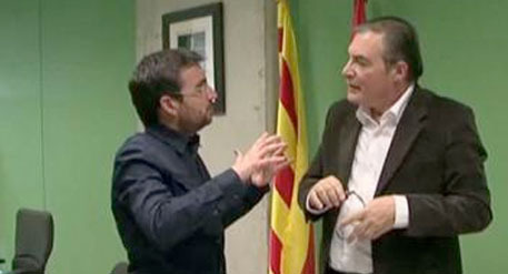 Jordi vole amb el jutge, Josep Maria Pijuan