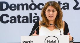 Marta Pascal pide
