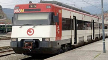 Accident a Rodalies