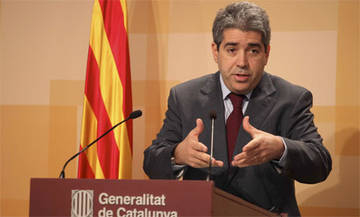 "El Govern parla d'incidents ""menors"""