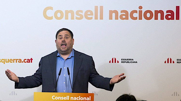 Junqueras: Dr. Jekyll i Mr. Hyde