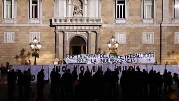 """No a la independencia"""