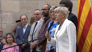 Ponsatí descarta ratificar la independència