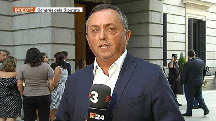 Relleu de TV3 a Madrid