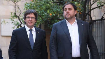 Junqueras sale en defensa de Torrent