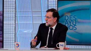 Rajoy advierte a Torrent