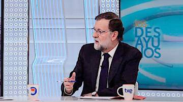 Rajoy no vol saber res