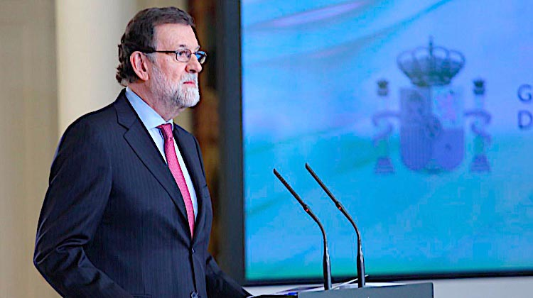 "Rajoy admite que TV3 era un objetivo ""fundamental"" del 155"