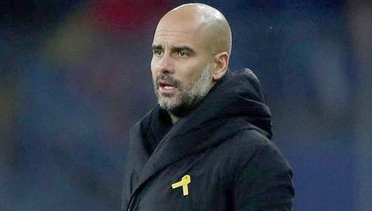 "The Guardian destaca la ""doble moral"" de Guardiola con los presos políticos"