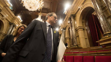 "Torra demanava ser ""implacable"" amb els no independentistes"