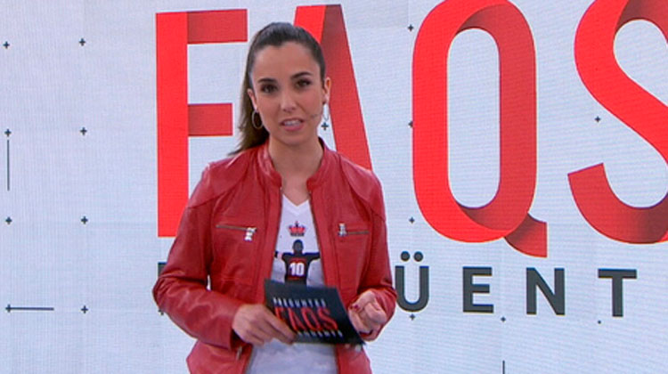 Una presentadora de TV3 denuncia amenaces