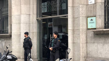 Registros de la Guardia Civil por el 3%