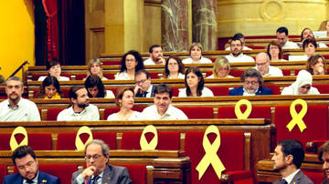 Performance en el Parlament