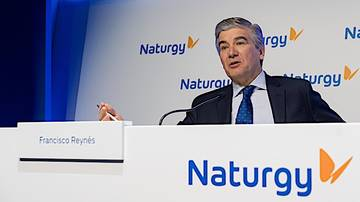 Naturgy aumenta su beneficio un 6,7%