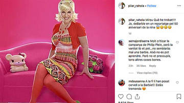 Rahola, de Barbie