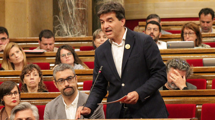 "ERC veu una ""causa general"" contra l'independentisme"