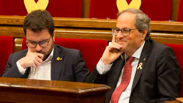La degradación del Parlament