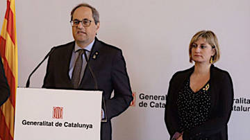 Denuncia por el hospital de campaña de la Guardia Civil