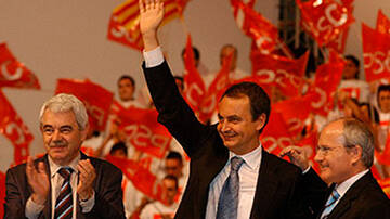 Zapatero descarta un referéndum