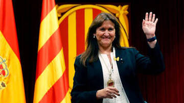 Laura Borràs es desmarca del Govern